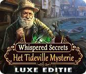 Functie screenshot spel Whispered Secrets: Het Tideville Mysterie Luxe Editie