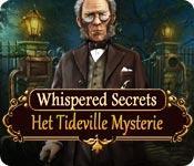 Functie screenshot spel Whispered Secrets: Het Tideville Mysterie