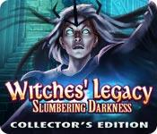 Functie screenshot spel Witches' Legacy: Slumbering Darkness Collector's Edition