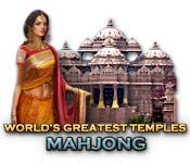 Functie screenshot spel World's Greatest Temples Mahjong
