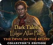 Feature screenshot game Dark Tales: Edgar Allan Poe's The Devil in the Belfry Collector's Edition