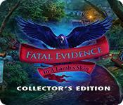 Har skärmdump spel Fatal Evidence: In A Lamb's Skin Collector's Edition