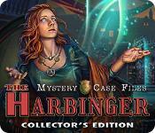 Har skärmdump spel Mystery Case Files: The Harbinger Collector's Edition