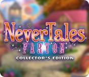 Har skärmdump spel Nevertales: Faryon Collector's Edition